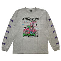 "MAGICAL MOSH MISFITS 交響詩編エウレカセブン x MxMxM ""SKATE FOR FUN"" LONG TEE"