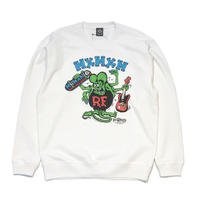 "MAGICAL MOSH MISFITS RATFINK x MxMXM ""MAGICAL MOSH RATFINK"" SWEAT"