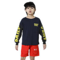 daily very long sleeve (100cm ~120cm )
