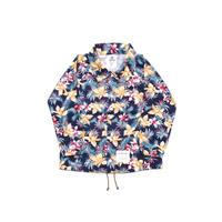 leaf jacket  / navy (150cm~160cm)