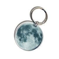 Fullmoon Key Ring