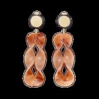 Yugami Earring (Camel)