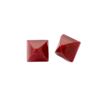 Pyramid Pierce(Marble Red)