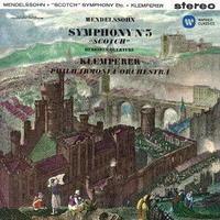 メンデルスゾーン:交響曲第3番「スコットランド」ほか クレンペラー ハイレゾ DSD 2.8MHz