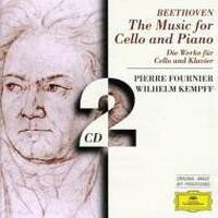 ベートーヴェン:チェロ・ソナタ全集 フルニエ&ケンプ ハイレゾ 24bit/96KHz FLAC