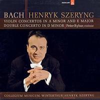 J.S.バッハ:ヴァイオリン協奏曲集 ヘンリク・シェリング ハイレゾ FLAC 24bit/192kHz