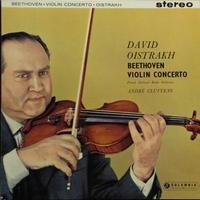 ベートーヴェン ヴァイオリン協奏曲 ダヴィッド・オイストラフ 24bit/96kHz FLAC