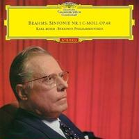 ブラームス 交響曲第1番 カール・ベーム&ベルリン・フィル ハイレゾ DSD 2.8MHz
