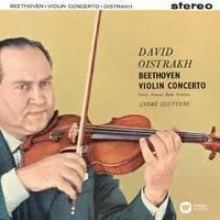 ベートーヴェン:ヴァイオリン協奏曲 ダヴィッド・オイストラフ ハイレゾ DSD 2.8MHz