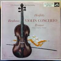 ブラームス ヴァイオリン協奏曲 ヤッシャ・ハイフェッツ ハイレゾ DSD 2.8MHz