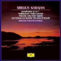 シベリウス:管弦楽曲集 カラヤン&ベルリン・フィル ハイレゾ DSD 2.8MHz