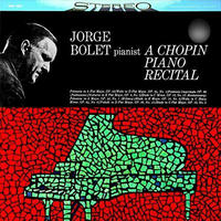 ホルヘ・ボレット ショパン・ピアノ・リサイタル ハイレゾ DSD 2.8MHz