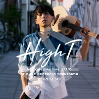 【DVD】HighTワンマンライブ2018 in徳島