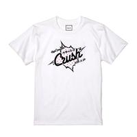 """8/29""""Crush""""Tシャツ(サイン入り)"""