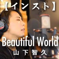 [FREE] Beautiful World【インスト音源】