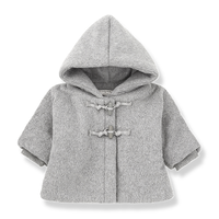 1+in the family / DORIAN jacket - light grey