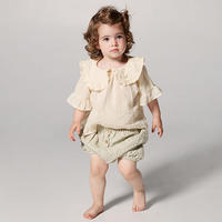 yellowpelota / Valentina Blouse (baby) - Natural