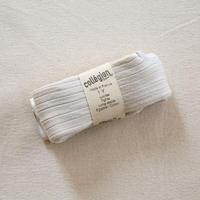 Collégien / Ribbed tights - Cream