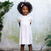 SOOR PLOOM / Maisy Dress - MILK