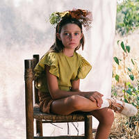 Yellowpelota / Daisy daze blouse - Olive