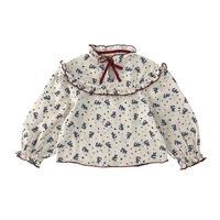 liilu / Nola Blouse - Winter blossom