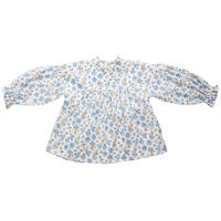 Nellie Quats / Kiss-Chase Blouse - Edith Rose Liberty Print 18-24M / 3-4Y
