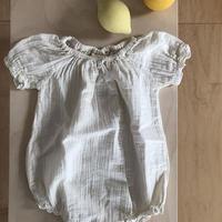 liilu / Emma romper - Milk