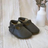DONSJE / Elia Lining - Olive Leather