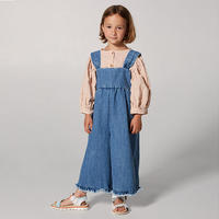 Yellowpelota / Clash Denim Dungaree