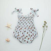 the new society / JANE BABY ROMPER - DAISY FLOWER