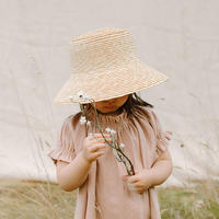 Nellie Quats / Mother May I Dress - Clay Linen