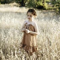 liilu / Cara dress - Terracotta
