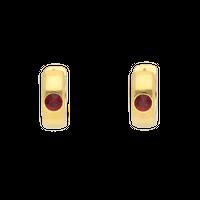 スワロスープピアス / gold