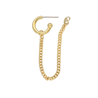 Chain pierce / gold