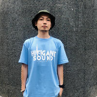 【予約販売】 HIKIGANE  SOUND  LOGO Tシャツ 『裂固モデル』