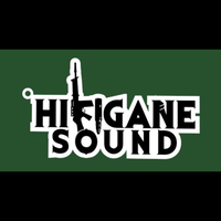 HIKIGANE SOUND LOGO KEY RING (LOGOステッカー2枚付)