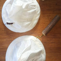 500回使えるヘンプシルクのコーヒーフィルター薄手 生地