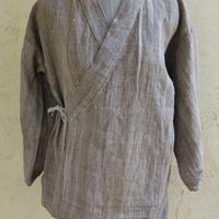 ヒマラヤンネトルの作務衣風上着