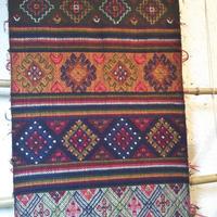 ブータンの織物 yatta