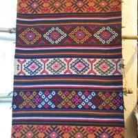 ブータンの伝統的織物 yatta