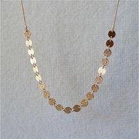 Petit moon necklace