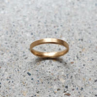 Marri-edges ring   K18YG