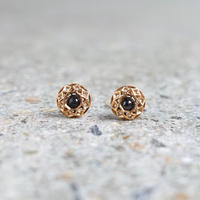 Qshami see-through diamond pierce