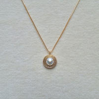 1/2 Akoya pearl necklace / 5mm