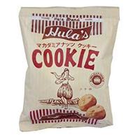 マカダミアナッツの香ばしさが美味しい【フラ印】マカダミアナッツクッキー