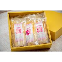 【ギフトやプレゼントに♡】卑弥呼の玄米甘酒3本セット 化粧箱入り
