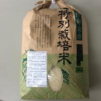 【農薬を抑えたお米】特別栽培米 大分県玖珠産ひとめぼれ5kg