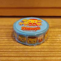 【フエキレンジャーマスキングテープ】青 15mm  のコピー