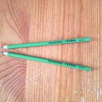 【ガーデン鉛筆1本・リラ】濡れた紙に書ける