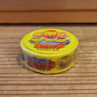 【フエキレンジャーマスキングテープ】黄 15mm